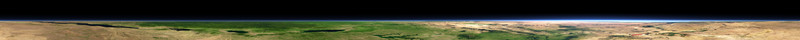 East Africa panorama