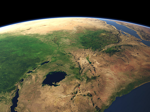 Views of the Earth - The Great Rift Valley