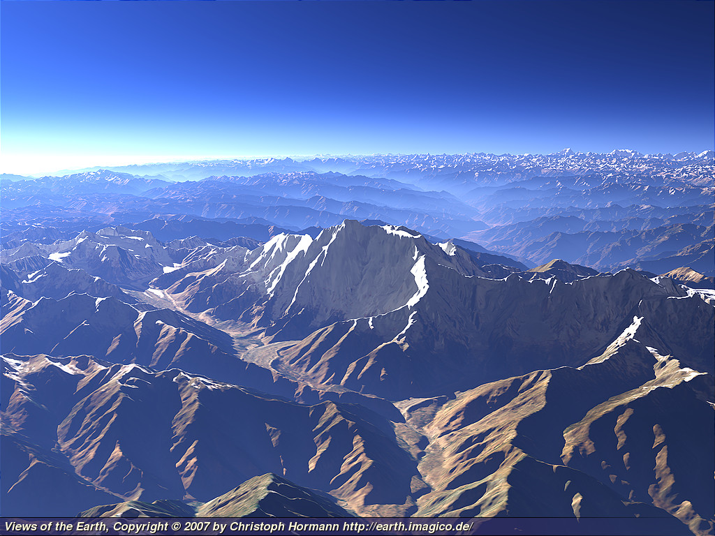 Nanga Parbat - Click to enlarge