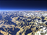 The Karakoram from south