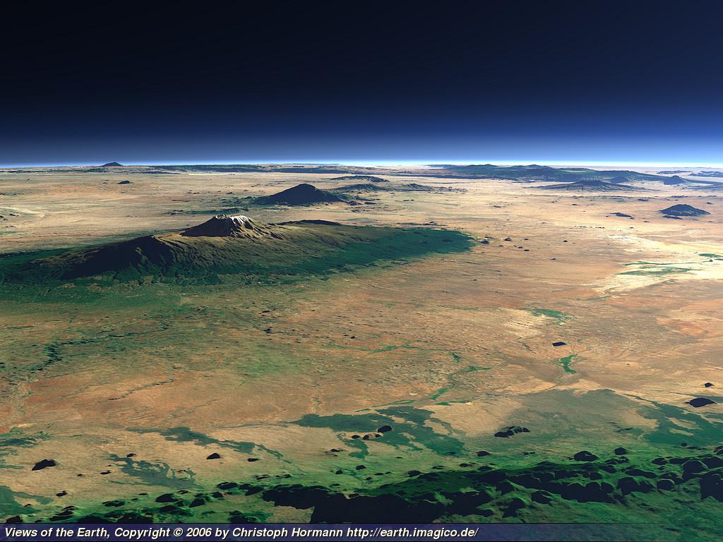Kilimanjaro, el gigante africano