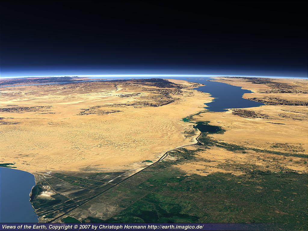 البلاد العربية Sinai3_large